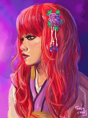 Portrait Jennifer Kalkhoven